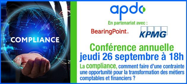 26/09/2019 - Conférence annuelle de l'APDC 2019