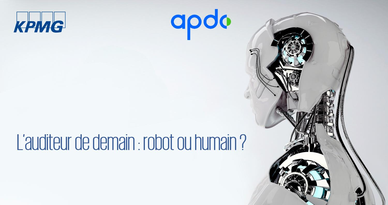 16/04/2019 - 5ème RDV de la finance digitale : L'auditeur de demain > robot ou humain ?
